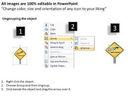 always pay attaintion to warning sign ppt examples of business