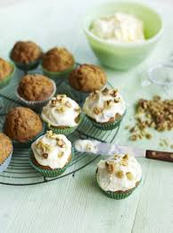 carrot cupcakes vegetable recipes jamie oliver