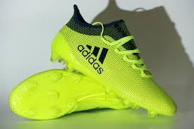 s footy boots australia 2017 adidas x 17 3 fg football boots australia yellow black blue