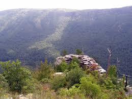 Table Rock Hike Pinch In Rock Jock Linville Gorge Hike