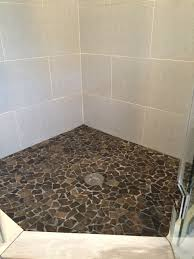 stone shower ideas zamp co stone shower ideas marvelous master bathroom with adorable shower floor tile ideas of dazzling glazed grey