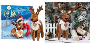 on the shelf reindeer on the shelf pet reindeer learning express brands included