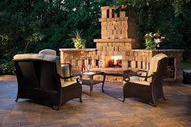 outdoor living does a fireplace or fire pit make a better choice