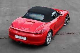 porsche boxster red lancashire trade vehicles porsche boxster 3 4 981 s convertible pdk