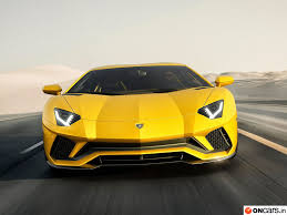 lamborghini all cars with price lamborghini aventador s revealed with price for uk market