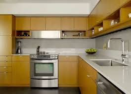 modern kitchen brooklyn apartment calm and cool brooklyn heights condominium by lo chen