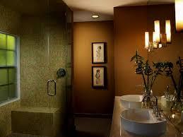 Rustic Bathroom Lighting Ideas Mesmerizing Bathroom Mirror With Lights Visually From The Big