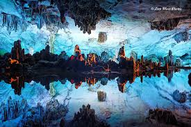 reed flute cave reed flute cave 芦笛岩 guǎngxī china the reed flute cave