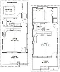 4 Bedroom Tiny House 11 Best 16 U0027x40 U0027 Cabin Floor Plans Images On Pinterest Cabin