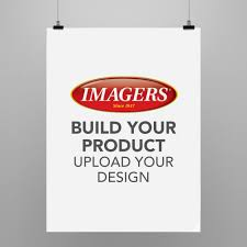 poster clips custom poster printing with hanging kit custom posters imagers