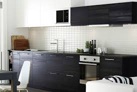 Ikea Kitchen Wall Cabinets HBE Kitchen - Ikea black kitchen cabinets