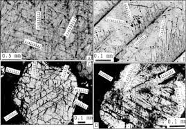 the rock elm meteorite impact structure wisconsin geology and