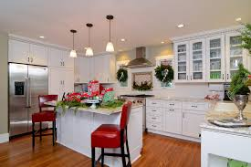 home design kitchen cabinets and holiday wreaths ideas also