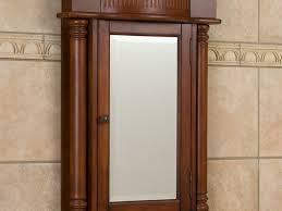 33 bathroom corner cabinet and antique brown varnished teak with f