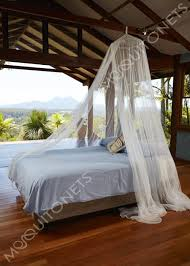 Mosquito Bed Net Round Mosquito Net For Queen And King Bed