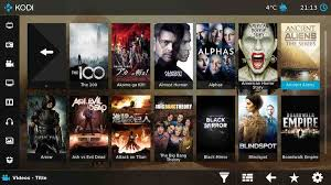kodi 17 open source media center software download and features
