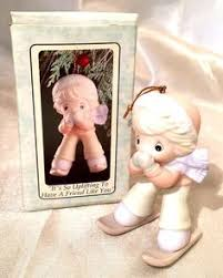 precious moments time library lighted hawthorne 2002