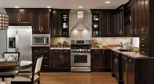 Kitchen Cabinet Inside Designs Simple Dark Maple Kitchen Cabinets White Carlton Door Style