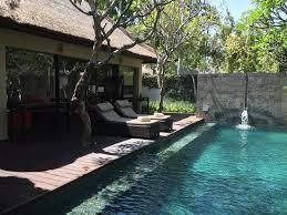 chambre piscine depuis la chambre piscine privée villa photo de kayumanis nusa dua