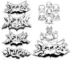 fat buddha tattoo sketch photo 2 photo pictures and sketches