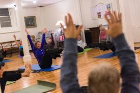 northfield u2014 the green trees yoga and movement studio moved into a