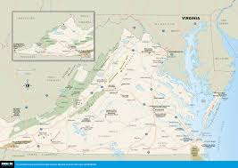 Map Of Washington Coast by Discover Virginia U0026 Maryland Where History Comes Alive Moon