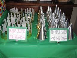 Wizard Of Oz Party Decorations 275 Best Wizard Of Oz Birthday Party Images On Pinterest Wizard
