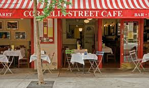 Cafe Awning The Cornelia Street Cafe Nearing 40 And In Need Of Help
