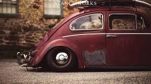 red volkswagen beetle brent favreau u0027s 1961 red over red ragtop volkswagen beetle