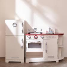 kids kitchen furniture teamson kids classic play kitchen white 2 pieces walmart com