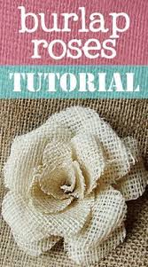 burlap wrapped letter u0027l with lace flowers u0026 by madewithlovebylori