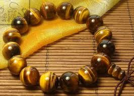 prayer beaded bracelet images Consecration tiger eye tibetan wrist malas buddhist prayer beads jpg