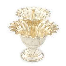 silver gift items india ap online gifts agarbatti stand 20gr two steps flower shaped