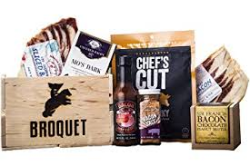 food gifts for men bacon gift pack bacon lover sler set bacon six