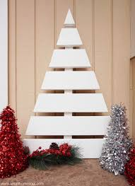 wooden christmas tree wooden christmas tree a diy project small home soul