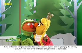 Do Your Meme - bert and ernie do roleplaying bertstrips know your meme