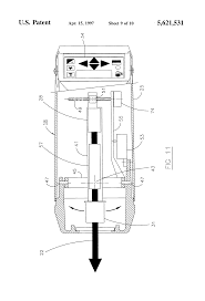 patent us5621531 self aligning sewer pipe laser google patents