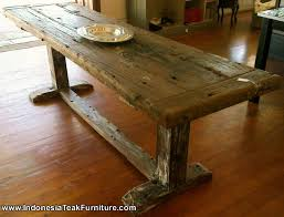 reclaimed wood pub table sets reclaimed wood pub tables bt2 19 bali furniture reclaimed boat