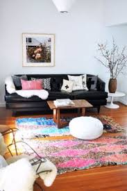 photo ledges roundup black couches white image and white living