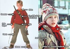 home alone sweater home alone kevin costume costume playbook