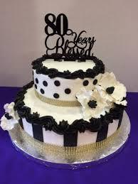 mom u0027s 80th birthday cake cakecentral com