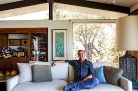 Midcentury House In Glendale An Adams Hill Midcentury Showpiece Feels Like Home