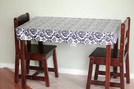 make it handmade making home fitted tablecloth