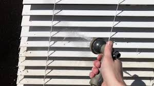 clean blinds in less than 4 minutes youtube