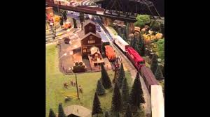 ho train basement layout 2016 youtube
