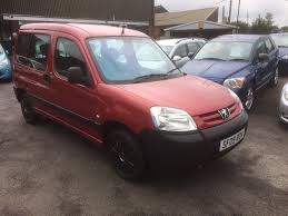 used peugeot partner combi for sale rac cars