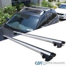 Car Top Carrier Cross Bars Subaru Roof Rack Cross Bars Ebay