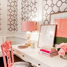 Cute Office Desk Ideas 17 Pink Computer Desk For