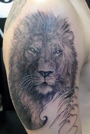 45 awesome lion tattoos u2013 tribal lion king tattoo designs