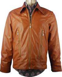 men hugh jackman leather jacket cosplay costume halloween costume